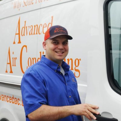 advanced AC Heating Repair Technician Shreveport-Bossier