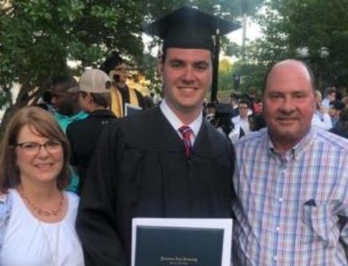 We Have A Graduate!