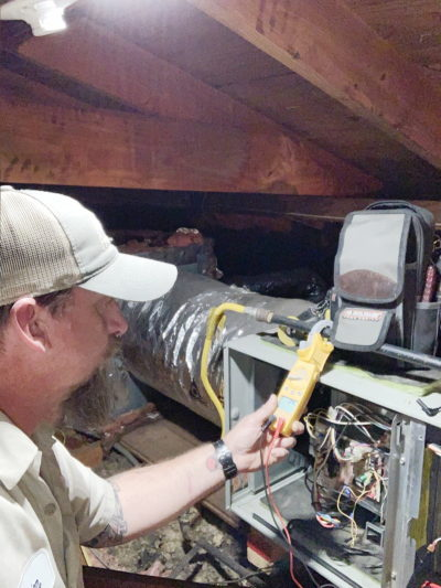 Home Heating Repair Advanced AC Bossier Shreveport