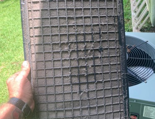 Dirty HVAC Filter Can Lead To Big Problems.